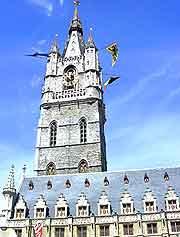Picture of the Belfort (Belfry)
