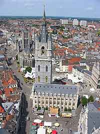 Image of the Cathedral of St. Bavo (Sint Baafskathedraal)