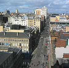 Glasgow Travel and Transport