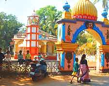 Picture of Hindu Siolim Temple