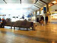 Gothenburg Airport (GOT) Travel and Transport: Picture of terminal at Landvetter Airport