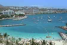 Image of Gran Canaria south coast beaches