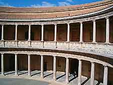 Picture of the location of Granda's Museum of Fine Arts (Museo de Bellas Artes)
