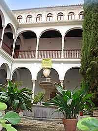 Picture of Granada's Archaeological Museum (Museo Arqueologico y Etnologico)