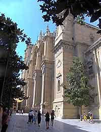 Picture of Granda's Catedral de Santa Maria de la Encarnacion