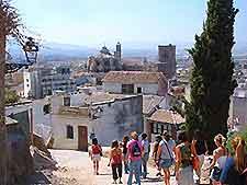 Image of tour in Granada, Spain