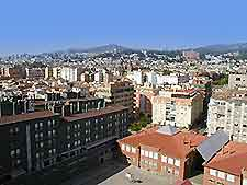 Photo showing the hotels of Granada