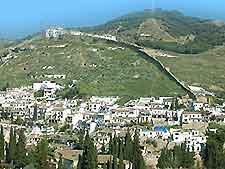 Granada's Albayzin Walls (Murallas del Albayzin) photo
