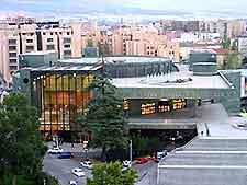Image of the Granada Conference Centre