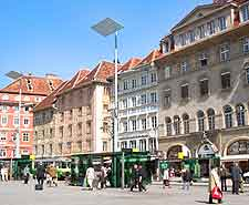 Picture of the Hauptplatz