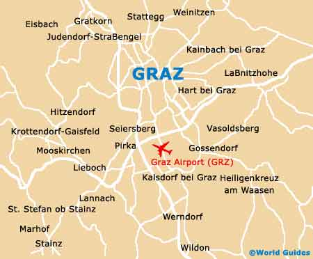 Small Graz Map