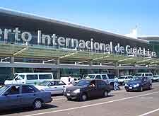 Exterior photo of Guadalajara International Airport (GDL)