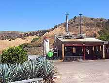 Photo of the Tequila Museum