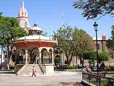 Photo of the popular Tlaquepaque District