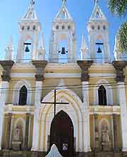 Photo of church in the city's Tonala district