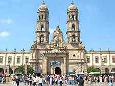 Photo of the Basilica de Zapopan
