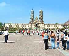 Picture showing the Basilica de Zapopan