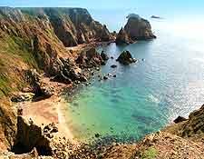 Alderney island picture