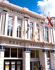 Picture of the post office
