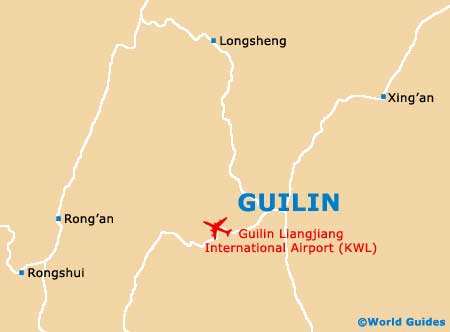 Small Guilin Map