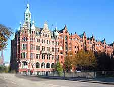 Hamburg Airport (HAM) Hotels: Photo of the city centre
