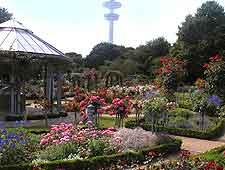 Photo of the Planten un Blomen