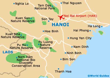 Small Hanoi Map