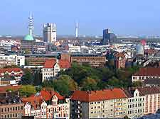 Picture of Hanover cityscape