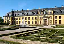 Picture of the Grosser Garten, part of the Herrenhauser Gardens