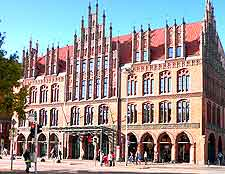 Picture of the Old Town Hall (Altes Rathaus)