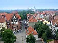 View of the Old Town (Altstadt)