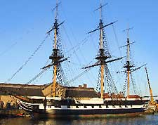 Picture of HMS Trincomalee in all its glory