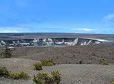 Picture of the Hawaii Volcanoes National Park