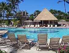 Further photo of Hawaii Big Island hotel swimming pool