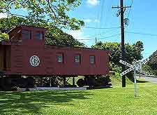 Picture of the Laupahoehoe Train Museum
