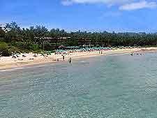 Photo showing Hawaii Big Island's Mauna Kea Beach