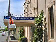 Further image of the Pacific Tsunami Museum