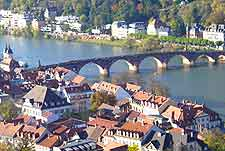 Image of the city of Heidelberg