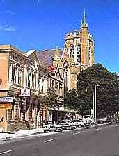 Hobart Churches