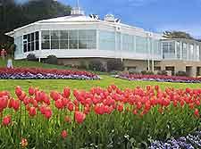 Royal Tasmanian Botanical Gardens Conservatory