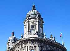 View of Hull Victorian architecture