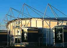 KC Stadium entrance picture (Kingston Communications Stadium)