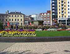 Picture of the Queens Gardens