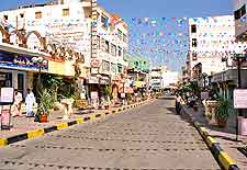 Image of the Bazaar in El-Dahar