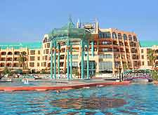Photo of local hotel resort