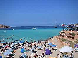 Ibiza Beaches and Resorts