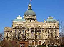 Indiana State House photograph