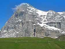 Jungfrau Mountain picture