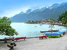 Photo of Lake Brienz (Brienzer See / Brienzersee)