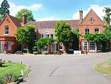 Image of the Swallow Belstead Brook Hotel